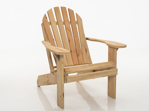 Standard Adirondack Chair Natural