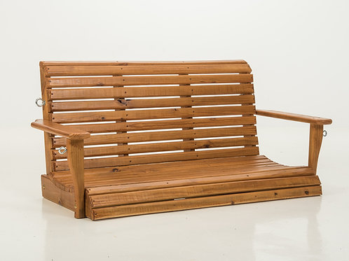 Porch Swing Cedar