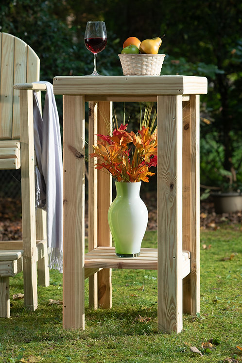 Bar-Height Side Table