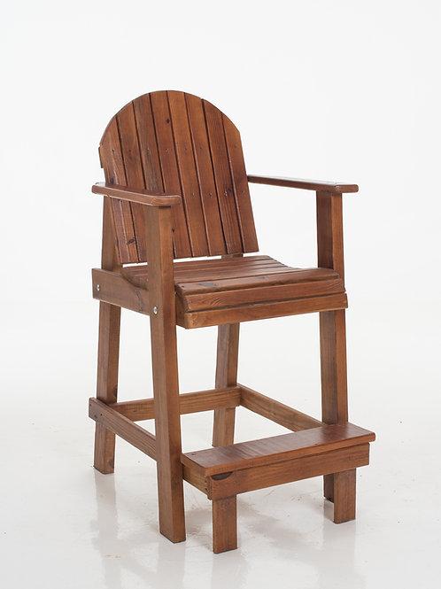 Bar-Height Deck Chair Teak