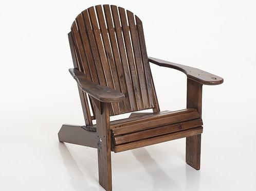 Premium Adirondack Chair Walnut