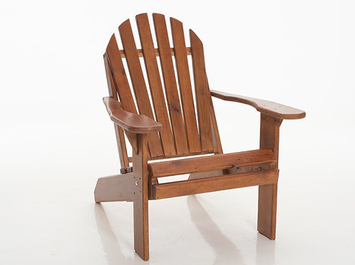 Standard Adirondack Chair Teak
