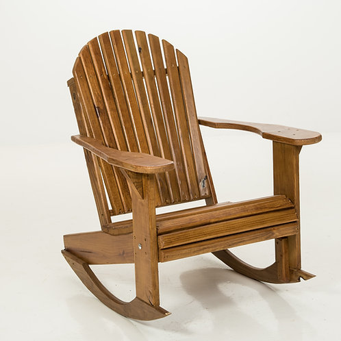 Rocking Chair Pecan