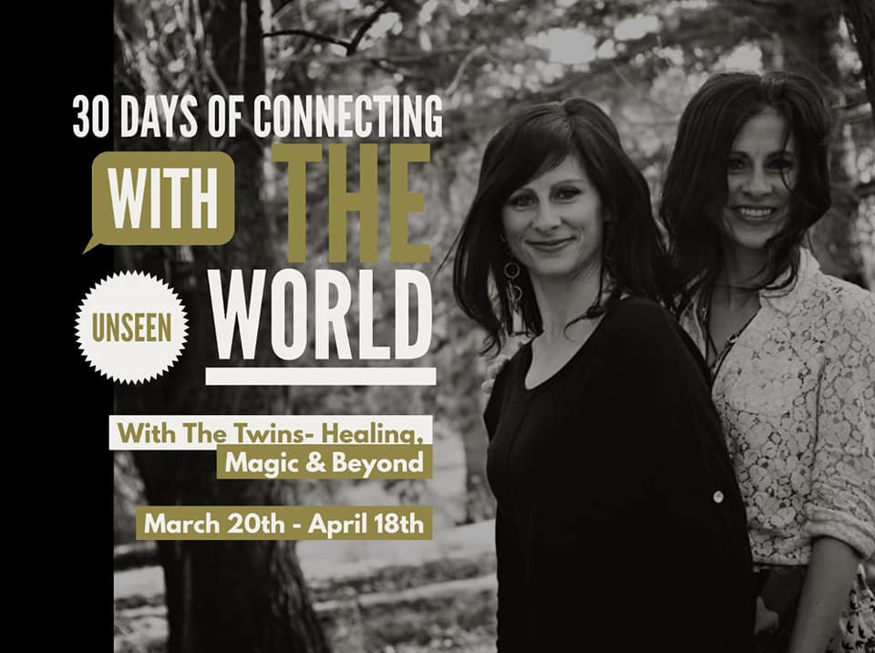 30 Days Connecting with The Unseen World