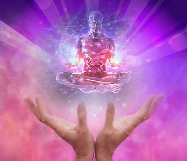 Spiritual Healing/Energy Cleanse (TBD)