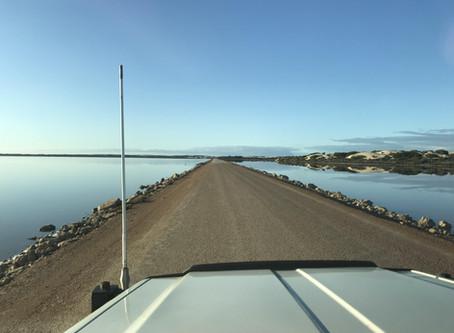 Fieldwork Spotlight: Lake Macdonnell Eyre Peninsula