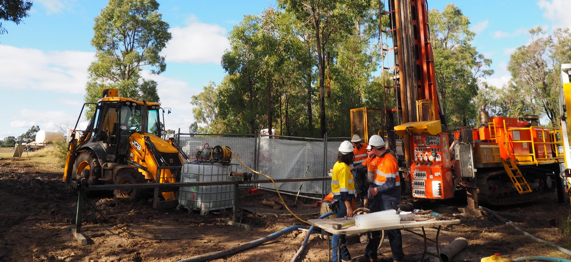 Newcastle Coalfields, NSW Government