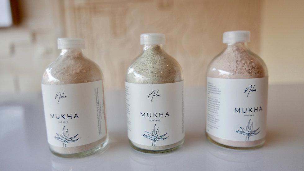Nalua Organic Mukha Green Tea Clay Face Mask