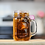 Thumbnail: Saffron Speciality Earl Grey Tea,  Certified 100% Organic black tea, bergamot