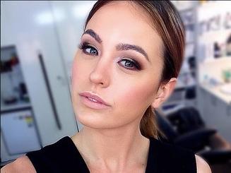 Jesinta Frankin - Jo Bentley Makeup Artist Sydney