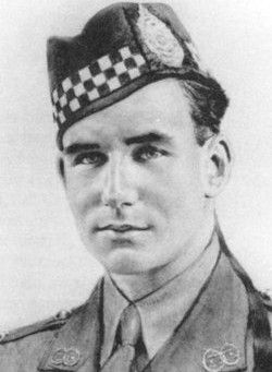 Major John Thompson McKellar Anderson VC, DSO, 8th Battalion, the Argyll and Sutherland Highlanders