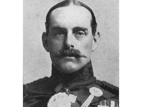 Lieutenant-Colonel Reginald Alexander, 3rd Battalion, the Rifle Brigade