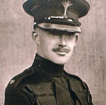 Lieutenant the Honourable Christopher Furness V.C., 1st Battalion, the Welsh Guards