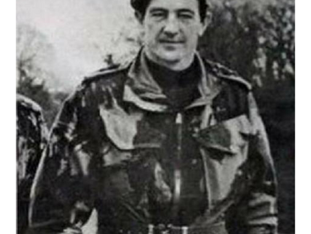 Lieutenant Colonel Ian Douglas Corden-Lloyd O.B.E., M.C.