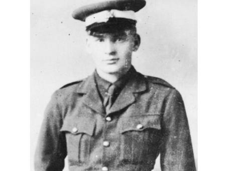 Lieutenant William David Kenny V.C., 4th Battalion, 39th Garhwal Rifles, British India Army