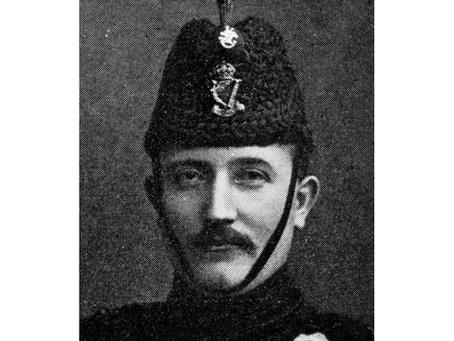 Captain John Percy Whelan, 1st Battalion, the Royal Irish Rifles