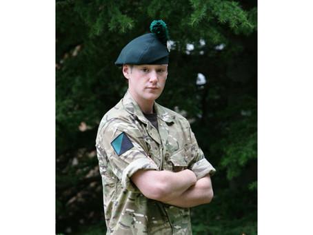 Ranger David Dalzell, 1st Battalion, the Royal Irish Regiment