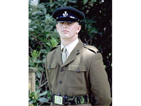 Rifleman Jonathon Michael Allott, 3rd Battalion, The Rifles