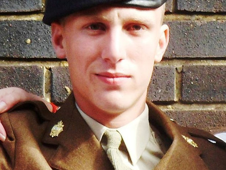 Private Jamie Lee Sawyer, 2nd Battalion, The Mercian Regiment