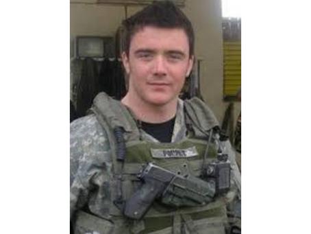 Lance Corporal Tommy Brown, 1st Battalion, The Parachute Regiment