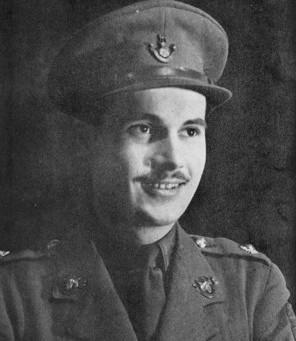 Lieutenant Willward Alexander Sandys-Clarke VC, 1st Battalion, The Loyal North Lancashire Regiment