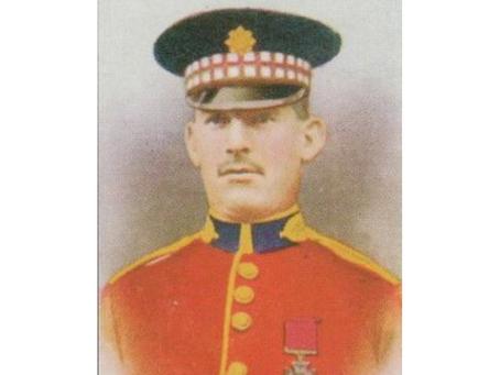 Private James MacKenzie V.C., 2nd Battalion, the Scots Guards
