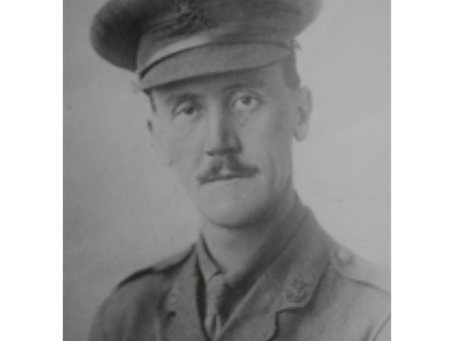Major (Acting Lieutenant-Colonel) Edward Elers Delaval Henderson V.C., the North Staffordshire Regim