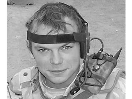 Private Luke Daniel Simpson, 1st Battalion, the Yorkshire Regiment
