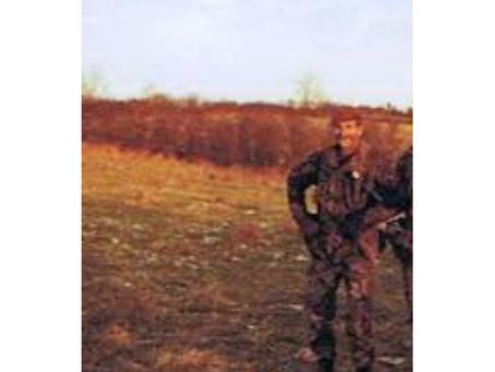 Trooper Steven John Lane M.M., B Squadron, 22 SAS