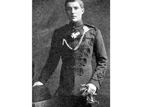 Second Lieutenant Patricius George Chaworth-Musters M.C., 1st Battalion, King's Royal Rifle Corps