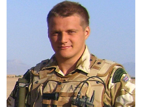 Marine Thomas Curry, 42 Commando