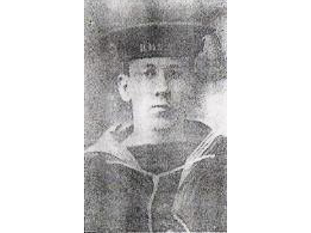 Able Seaman Thomas William Parry, the Royal Naval Service