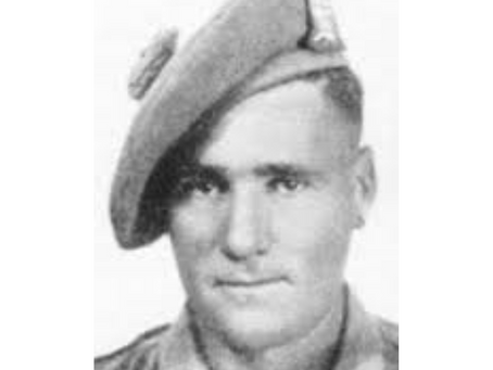 Private George Allan Mitchell V.C., 1st Battalion, the London Scottish (Gordon Highlanders)