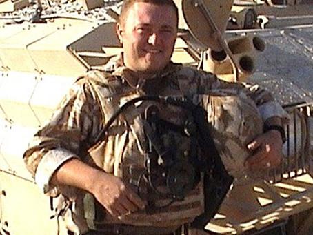 Corporal Loren Marlton-Thomas, 33 Engineer Regiment (EOD)