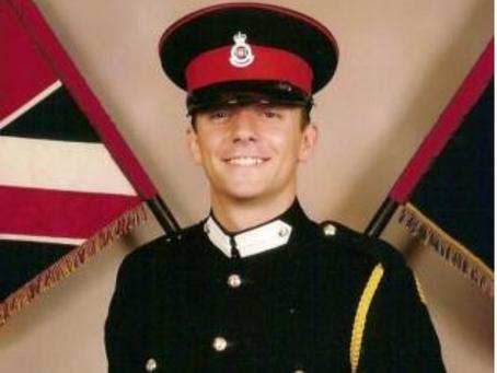 Lieutenant Aaron Lewis, 29 Commando Regiment Royal Artillery