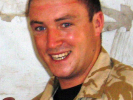 Gunner Lee Darren Thornton, 58 (Eyre's) Battery, 12 Regiment Royal Artillery