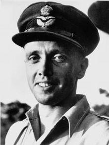 Flight Lieutenant David Lord VC, DFC, Royal Air Force