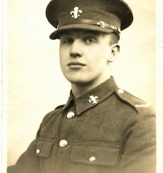 Corporal Kenneth Horsfield GC, 9th Battalion, the Manchester Regiment