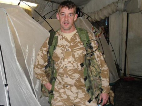 Sergeant Graham Hesketh, 2nd Battalion, the Duke of Lancaster's Regiment
