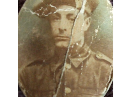 Private John Elvin Collett, 23rd (4th Tyneside Scottish) Battalion, the Northumberland Fusiliers