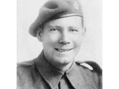 Lance Corporal Henry Eric Harden V.C., Royal Army Medical Corps