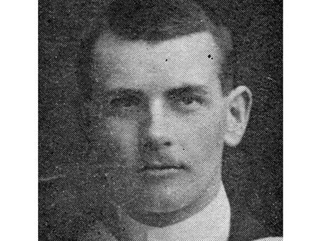 Lieutenant Colin Edward Cumming, 103rd Battery, 31st Brigade, Royal Field Artillery (Special Reserve