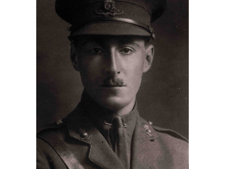 Captain Guy Horsman Bailey M.C., the Royal Horse Artillery