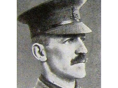 Captain George Jefferson Scott, 5th Battalion, the Yorkshire Regiment