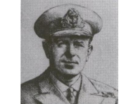 CommanderRichard Frank JollyGC, the Royal Navy