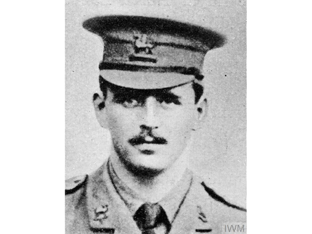 Captain Vivian Holmes Watkins, 1st/2nd Battalion, the Monmouthshire Regiment