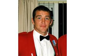 Sergeant Lee Johnson of 2nd Battalion, The Yorkshire Regiment (Green Howards)