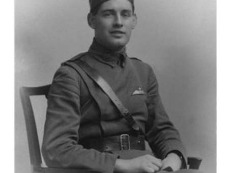 Second Lieutenant Edward Eustace Erlebach, 45 Squadron, the Royal Flying Corps
