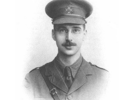 Major Francis Ashford Lupton, 8th Battalion (Leeds Rifles), West Yorkshire Regiment (Prince of Wales