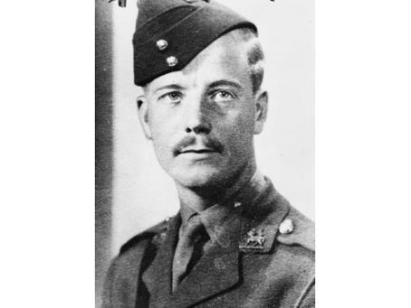 Lieutenant Alec George Horwood,VC,DCM,6th Battalion, the Queen's Royal Regiment (West Surrey)